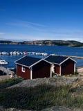 La Svezia Skagerrak Fotografia Stock