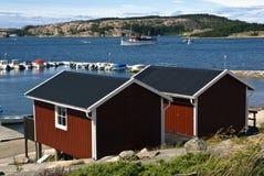 La Svezia Skagerrak Immagini Stock Libere da Diritti
