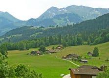 La Svizzera 02 Immagini Stock Libere da Diritti