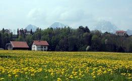 La Svizzera Fotografia Stock Libera da Diritti