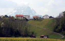 La Svizzera Immagini Stock Libere da Diritti