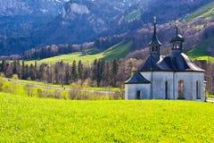 La Svizzera Immagine Stock
