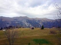 La Svizzera Axalp Immagine Stock