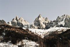 La Svizzera ed alpi Fotografia Stock