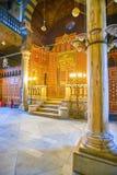 La synagogue médiévale au Caire copte, Egypte photo stock