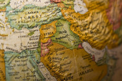 La Syrie Moyen-Orient Image stock