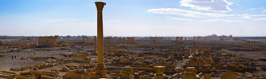 la Syrie palmyra Images stock