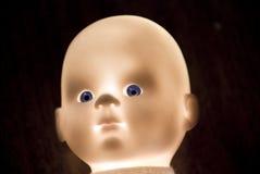 La tête du jouet Photo stock