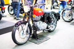 La 34ta expo internacional del motor de Tailandia Imágenes de archivo libres de regalías