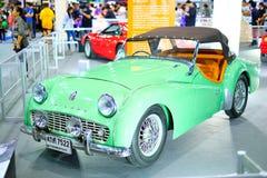 La 34ta expo internacional del motor de Tailandia Fotos de archivo libres de regalías