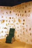 La 6ta Moscú Bienal del arte contemporáneo Fotografía de archivo
