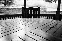 La table Photographie stock