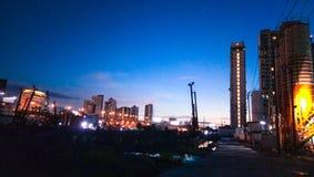 La Tailandia è vista fotografia stock