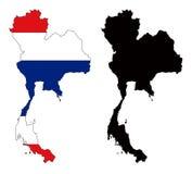 La Tailandia Fotografia Stock Libera da Diritti