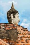 La Tailandia, Asia, Ayuthaya, Wat Yai Chai Mongkhon, Asia Orientale fotografia stock