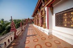 La Tailandia Ching Tien Temple Maimeng fotografie stock libere da diritti