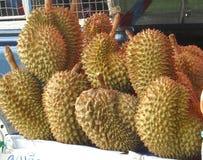 """La Tailandia:  del """"Durian†il re dei frutti Fotografia Stock"""