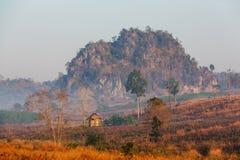 La Tailandia del Nord Immagini Stock