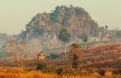 La Tailandia del Nord Fotografia Stock Libera da Diritti