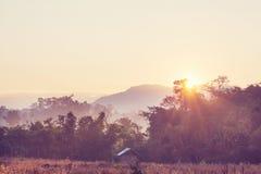 La Tailandia del Nord Fotografie Stock Libere da Diritti