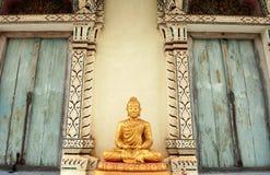 La Tailandia, isola di Samui del KOH: Tempiale Immagine Stock