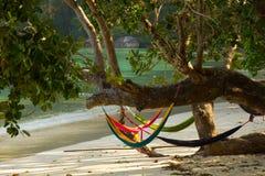 La Tailandia, isola di Surin del KOH Fotografie Stock