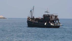 La Tailandia Ko Tao Island archivi video