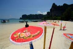 LA TAILANDIA KRABI Fotografia Stock