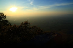La Tailandia   naturale Fotografie Stock