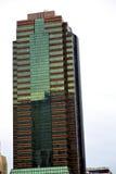 la Tailandia nel distretto di ufficio di Bangkok l'allineamento dei fabbricati moderno Fotografie Stock