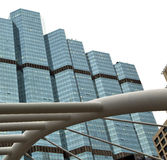 la Tailandia nell'edificio di Bangkok Immagini Stock Libere da Diritti