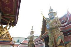 La Tailandia: Tempio di Emerald Buddha Immagine Stock Libera da Diritti
