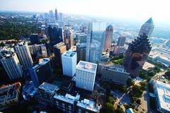 La taille d'Atlanta photo stock