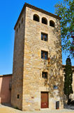 La Talaia, in Hospitalet de Llobregat, Spain Royalty Free Stock Photos