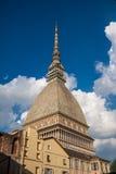 La talpa Antonelliana, Torino, Italia Fotografia Stock Libera da Diritti