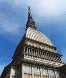La talpa di Torino fotografia stock