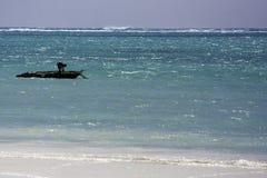 La Tanzania - Zanzibar Fotografia Stock Libera da Diritti