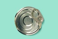La tapa de la lata, recortes-trayectoria incluyó imagenes de archivo