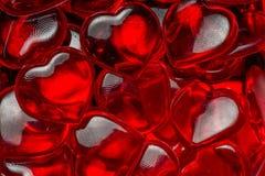 La tarjeta para el día del ` s de la tarjeta del día de San Valentín Imagenes de archivo