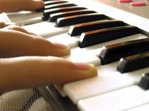 La tastiera Immagini Stock