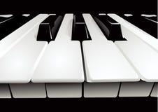 La tastiera Fotografia Stock Libera da Diritti