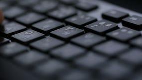 La tastiera nera archivi video