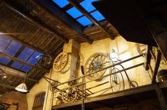 La Taverna de Mercanti Image stock