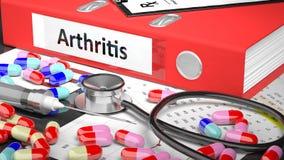 La tavola di medico con i medicinali ed i rifornimenti medici illustrazione vettoriale
