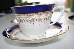 La taza de té Imagenes de archivo