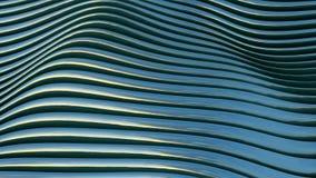 La tecnología y la ingeniería azules del extracto de la fantasía indican el fondo que gira y que crea un hemisferio orgánico de d libre illustration