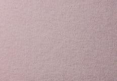 La tela di struttura knitten il tessuto Fotografia Stock