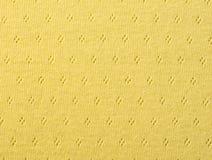 La tela di struttura knitten il tessuto Immagine Stock Libera da Diritti