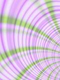 La tela escocesa curvada raya el modelo Libre Illustration