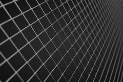 La tela metálica, Alpha Network, establecimiento de una red, conecta Imagen de archivo